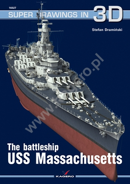 27 - The Battleship USS Massachusetts