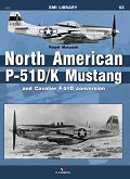 03 - North American P-51 D/K Mustang and Cavalier F-51D conversion (bez kalkomanii)