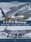 P-51/F-6 Mustangs with the USAAF – European Theater of Operations