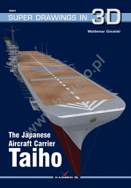 The Japanese Aircraft Carrier Taiho