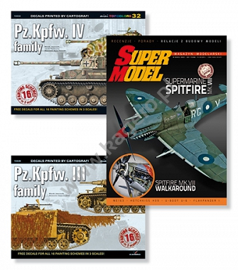 Package Panzer III i IV