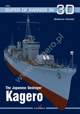 24-The Japanese Destroyer Kagero