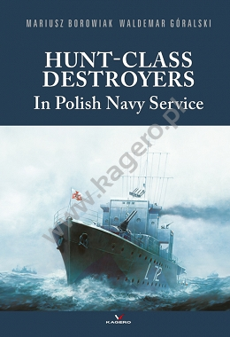 Hunt-class Destroyers In Polish Navy Service