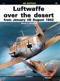 16 - Luftwaffe over the desert from January till August 1942
