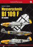 09 - Messerschmitt Bf 109 F all models