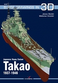 26 -  Japanese Heavy Cruiser Takao 1937•1946