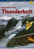 20 - Republic P-47 Thunderbolt vol.II ( without decals)
