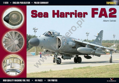 20 - Sea Harrier FA2 (bez dodatku)