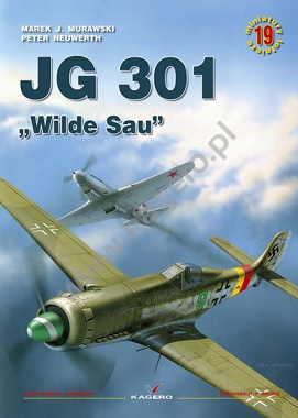 19 - JG 301 Wilde Sau (without decals)
