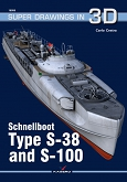 Schnellboot Type S-38 and S-100