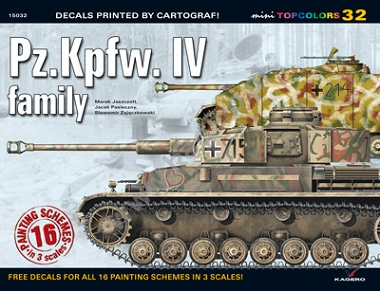 32 - Pz.Kpfw. IV family (decals)