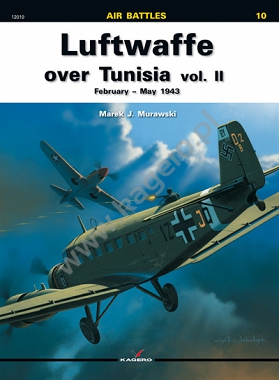 10 - Luftwaffe over Tunisia vol. II February – May 1943 (bez kalkomani)