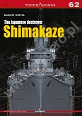 The Japanese destroyer Shimakaze