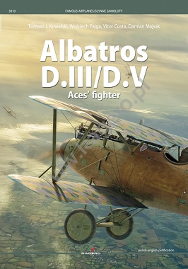 Albatros D.III/D.V Aces' fighter