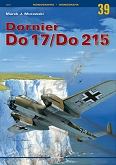 39 - Dornier Do 17/Do 215  - only Polish version Available without decals