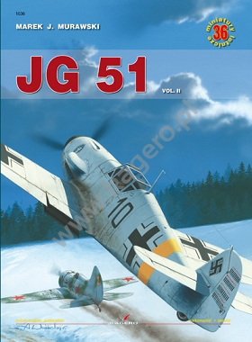 36 - Decals TopDrawings nr 9 Messerschmitt Bf-109F - JG 51 vol. II