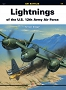 11 - Lightnings of the U.S. 12th Army Air Force