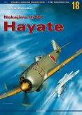 18 - Nakajima Ki-84 Hayate (without decals)