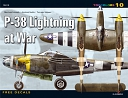 10 - P-38 Lightning at War  (kalkomania)