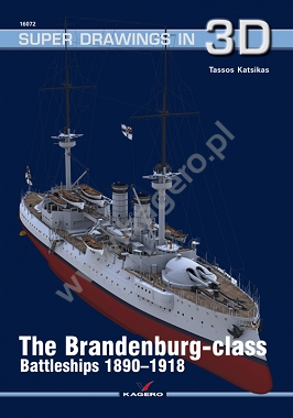 The Brandenburg - class Battleships 1890-1918