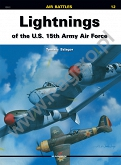 12 - Lightnings of the U.S. 15th Army Air Force