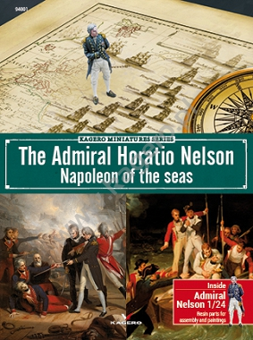 The Admiral Horatio Nelson. Napoleon of the seas