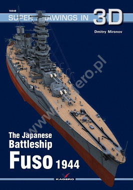 The Japanese Battleship Fuso 1944