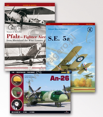 Pfalz – Fighter Aircraft from Rheinland the Wine Country S.E.5a An-26