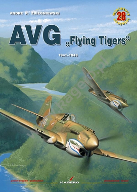 28 - AVG Flying Tigers 1941-1943 (without addition)