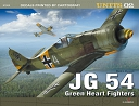2- JG 54. Green Heart Fighters (decals)